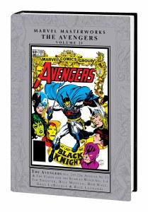 Marvel Masterworks Avengers HC Vol 21