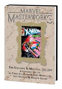 Marvel Masterworks Uncanny X-Men HC Vol 13 DM Variant