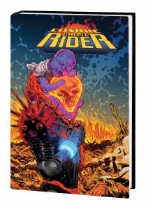 Cosmic Ghost Rider Omnibus HC Vol 01 DM Variant
