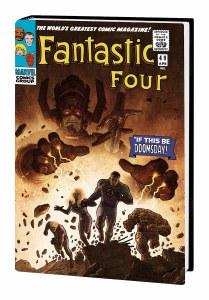 Fantastic Four Omnibus HC Vol 02 Ladronn DM Variant