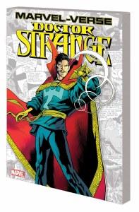 Marvel-Verse Doctor Strange GN