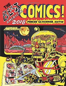 Best American Comics 2018