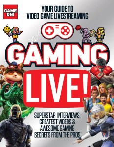 Gaming Live! Your Guide to Video Game Streaming