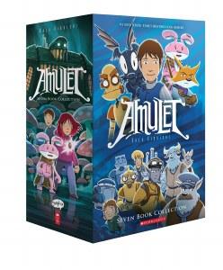 Amulet 1-7 Box Set