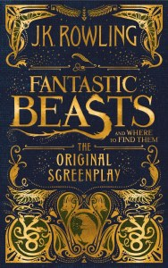 Fantastic Beasts and Where to Find Them Original Screenplay HC