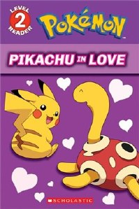 Pikachu in Love Level 2 Reader