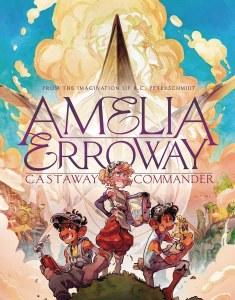 Amelia Erroway TP Vol 01 Castaway Commander