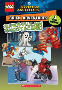 LEGO DC Super Heroes Super Villain Ghost Scare