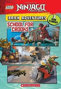 LEGO Ninjago Brick Adventures School for Crooks