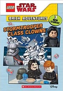 Lego Star Wars Brick Stormtroopers Class Clowns TP