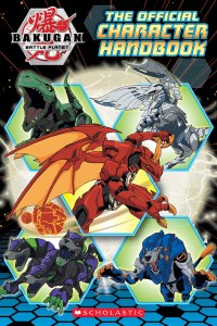 Bakugan Battle Planet Official Guide