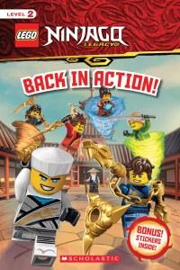 LEGO Ninjago Back in Action!
