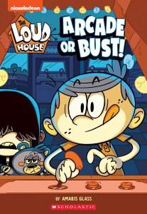 Loud House Arcade or Bust