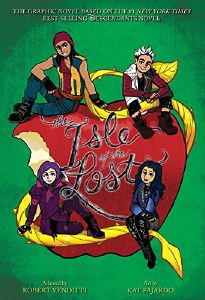 The Isle of the Lost OGN HC