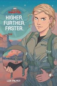 Captain Marvel Higher Further Faster SC Novel