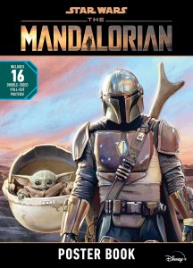 Star Wars Mandalorian Poster Book