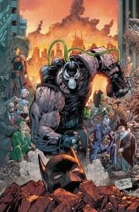 Batman HC Book 12 City of Bane Part One