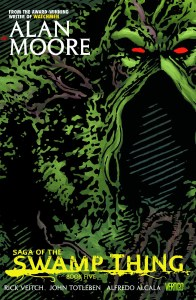 Saga of the Swamp Thing TP Book 05