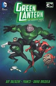 Green Lantern The Animated Series TP Vol 02