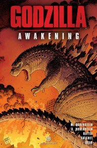 Godzilla Awakening TP