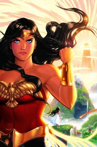 Legend of Wonder Woman HC