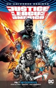 Justice League of America Rebirth TP Vol 01