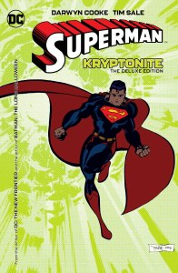 Superman Kryptonite Deluxe HC