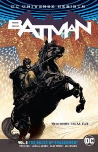Batman Rebirth TP Vol 05 Rules Of Engagement