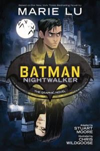 Batman Nightwalker the Graphic Novel DC Ink