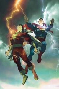 Superman Shazam First Thunder Deluxe HC