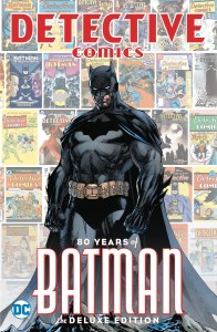 Detective Comics 80 Years of Batman Deluxe HC