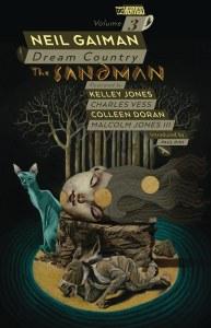 Sandman TP Vol 03 Dream Country 30th Anniversary Edition