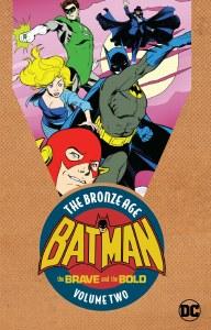 Batman Brave & Bold Bronze Age Omnibus TP Vol 02