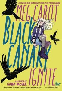 Black Canary Ignite TP DC Zoom