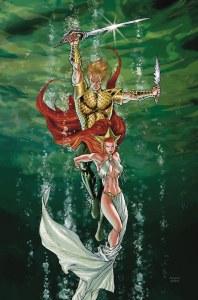 Aquaman Sword of Atlantis TP Book 01