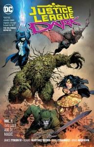 Justice League Dark TP Vol 01 The Last Age Of Magic