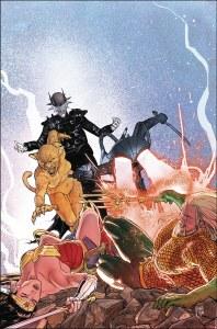 Justice League TP Vol 02 Graveyard of Gods