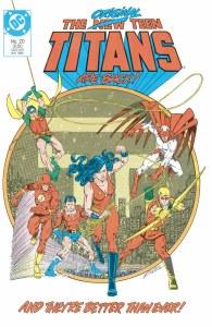 New Teen Titans Omnibus HC Vol 04