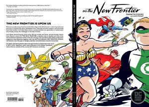 DC the New Frontier TP Black Label Ed