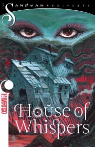 House of Whispers TP Vol 01 the Powers Divided