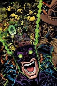 Batman Kings of Fear HC