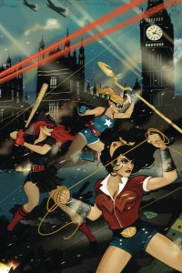 DC Bombshells Deluxe Ed HC Book 02