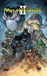 Batman Teenage Mutant Turtles II TP