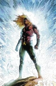 Aquaman HC Vol 01 Unspoken Water