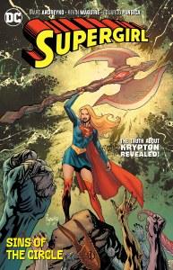 Supergirl Tp Vol 02 Sins of the Cirlce