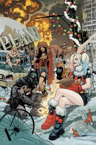 DC Holiday Knightmares TP