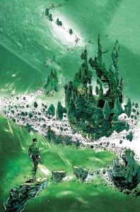 Green Lantern HC Vol 02 Day the Stars Fell