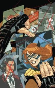 Batgirl TP Vol 06 Old Enemies