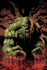 Swamp Things Roots of Terror Deluxe HC