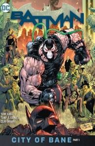 Batman Vol 12 City Of Bane HC